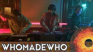 WhoMadeWho live at Facebook #stayathomesessions [18.04.20]