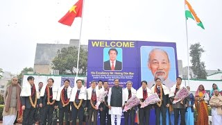 Distinguished Guests from Vietnam