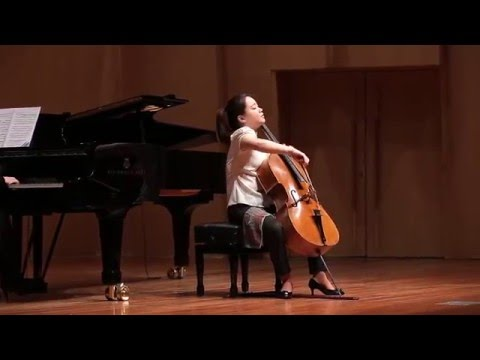 남아연_Cello_2016 JoongAng Music Concours