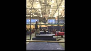 Nathan 2016 IL State Meet - Level 6 - Rings