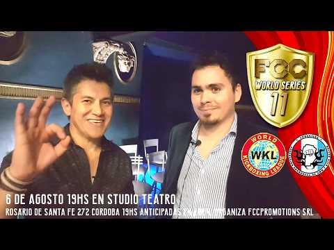 WORLD SERIES 11 EL EVENTO DE MMA / KICK BOXING DEL 2017