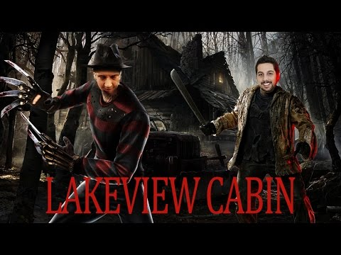 Lakeview Cabin - Ich hab mir das Bein amputiert feat. Michael Obermeier