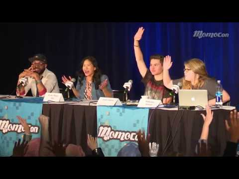 Pearls Secret Rap Career: The Panel! Featuring Deedee Magno Hall, Zach Callison, and Mkatwood!