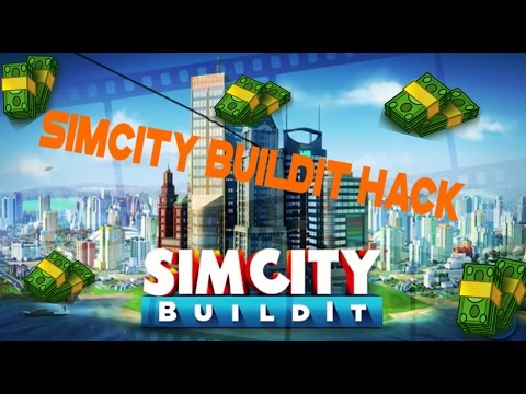 HOW TO HACK SIMCITY BUILDIT - $100,000,000 CASH - WORKING APRIL 2017