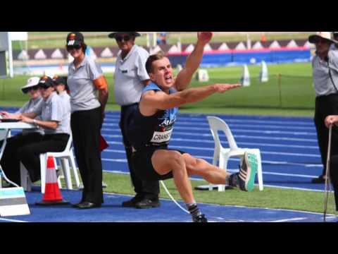 Men's Decathlon Long Jump 2016 Australian Athletics Championships - All Jumpers