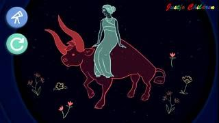 Mindy's Constellation Exploration TAURS - Educational Videos for Kids
