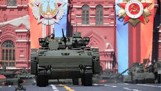 Russia shows off military hardware at Victory Day parade