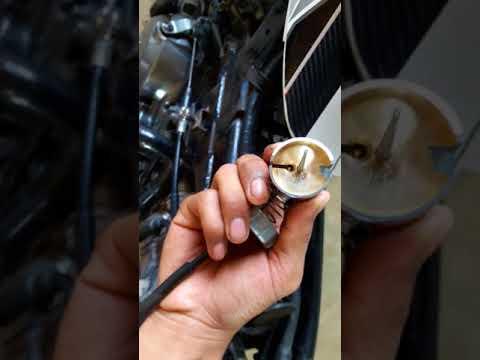 #เบิ�มาใหม่ คาบู N-Pro ap honda �ท้ ใส่ sonic125 RS ลู�เดิมมาดูว่าต้องใล่นมหนูเบอร์ไหน 105/38