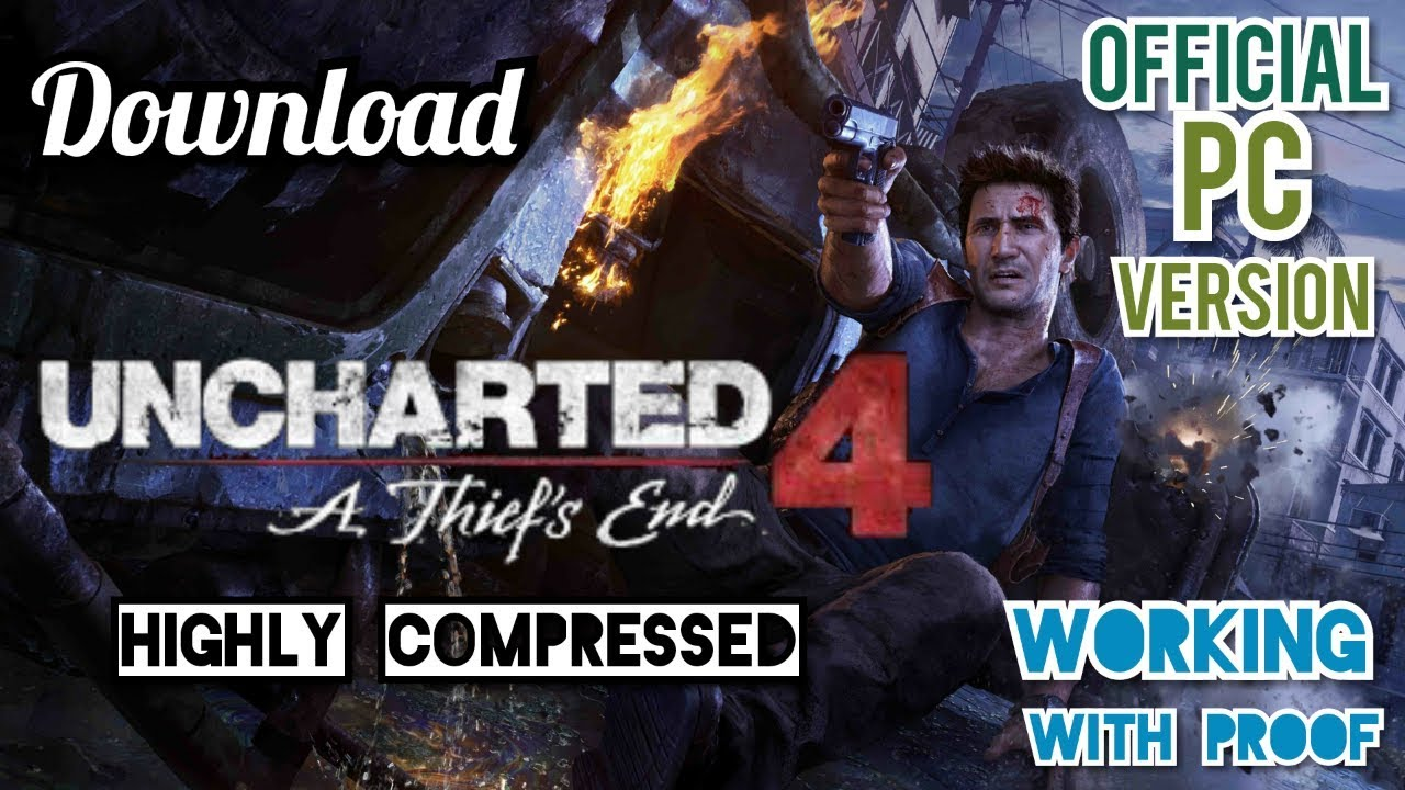 uncharted pc download