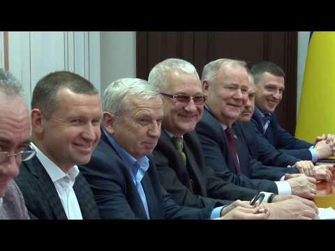 Сфера-ТВ: 200122 Investuciyna Rada
