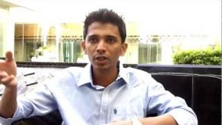 Deepak Ravindran, Co-Founder & CEO, Innoz, SMSGyan