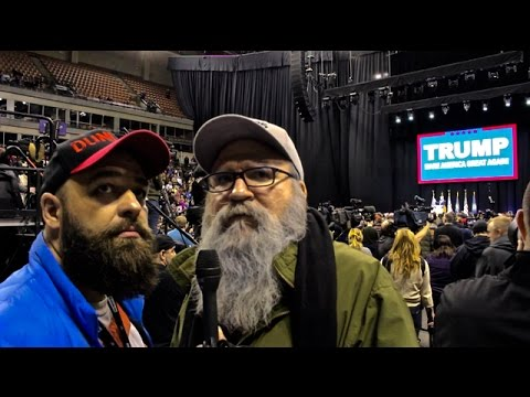 Red State Update Go To A Trump Rally