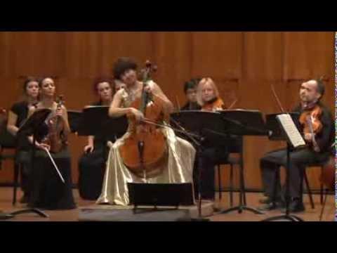 Xenia Janković: J.Haydn - Cello Concerto Nr.2 in D-Major, Hob. VIIb/2