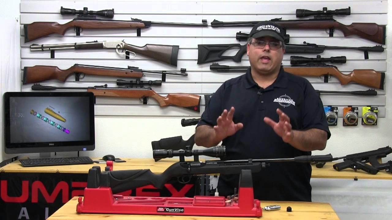 AirgunWeb Review of the Quiet Umarex Fusion Air Rifle