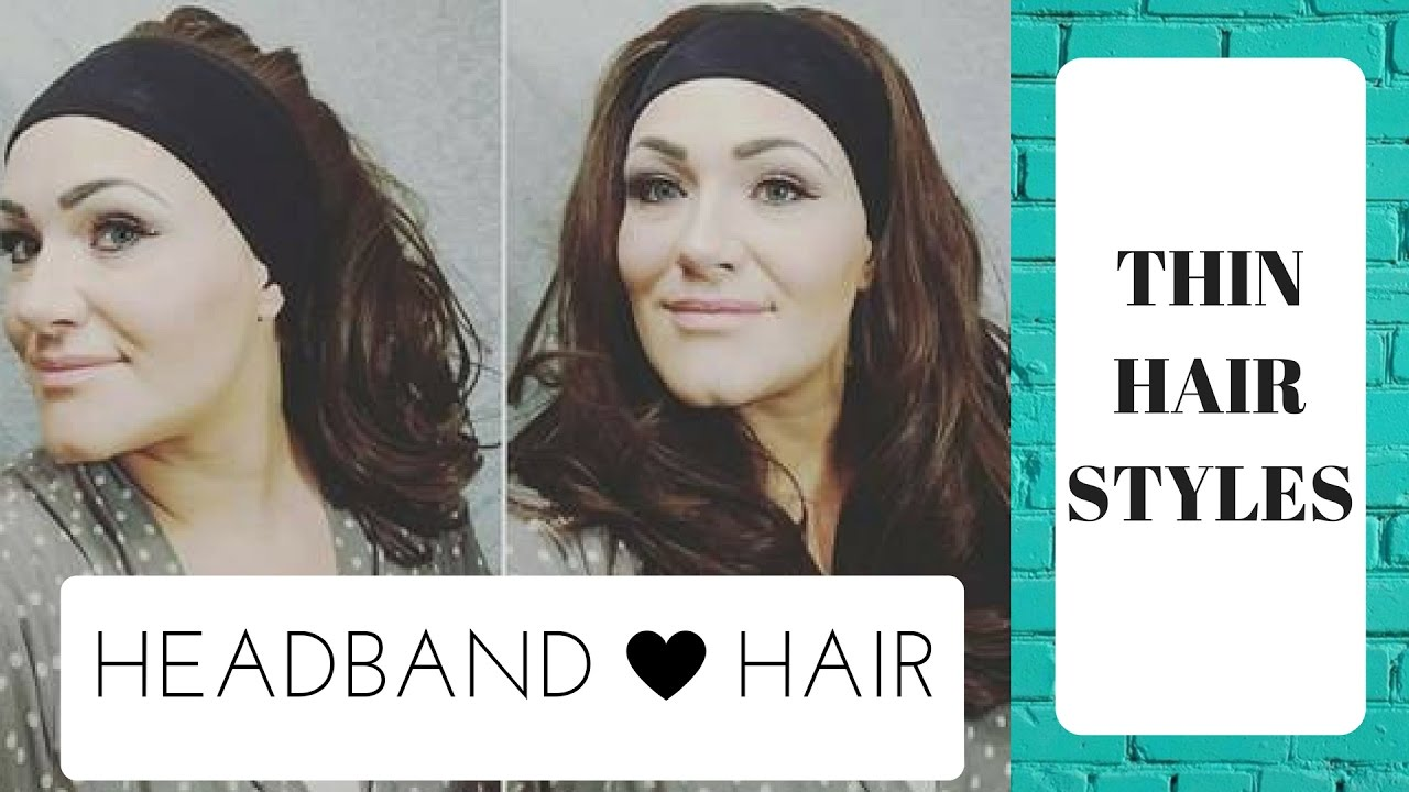 NEW! Head band hair, ponytail wig! Unboxing