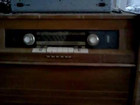 Grundig M1 St Des 50 39 S Radio Fm Lampe Pickup St R O