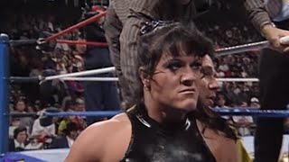 Chyna makes her WWE Raw debut - February 17, 1997 thumbnail