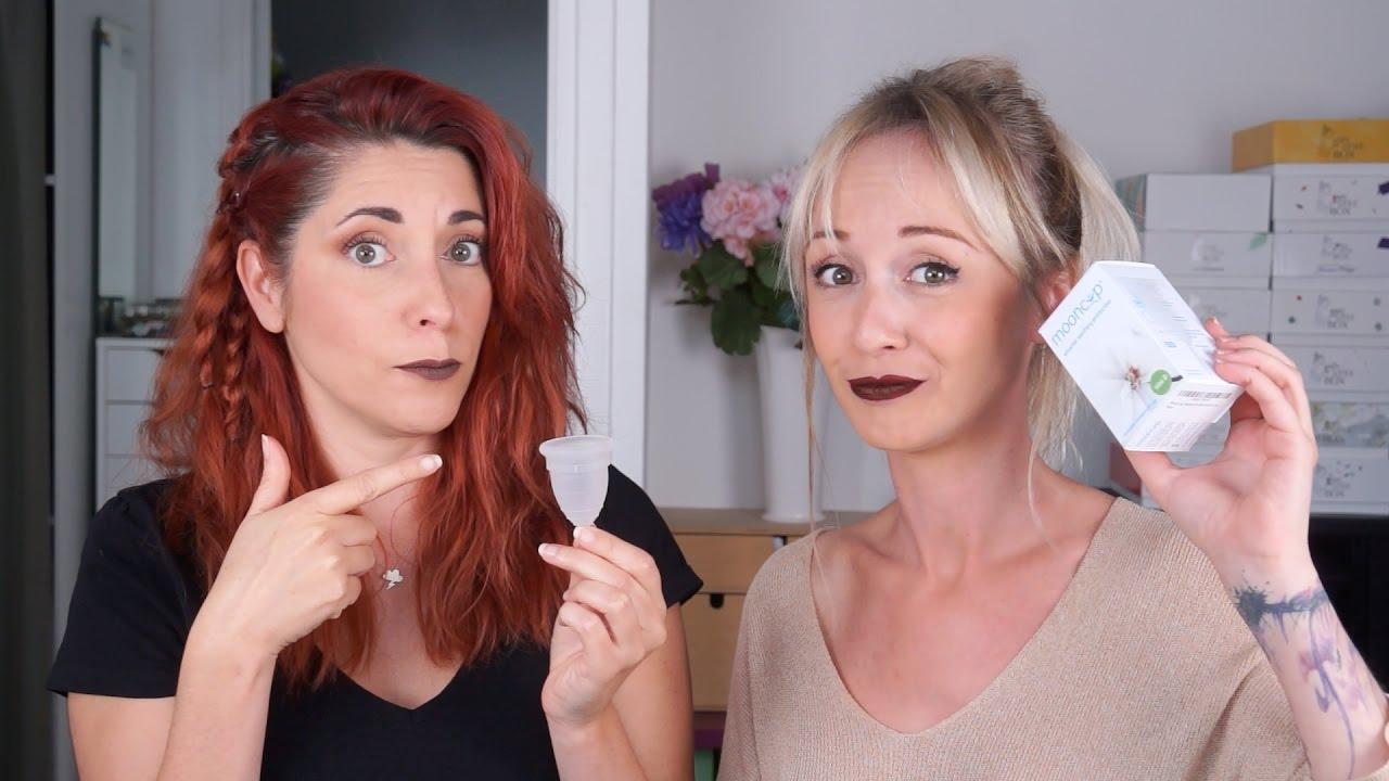 La cup coupe menstruelle comment l 39 utiliser conseils etc youtube - Comment utiliser la coupe menstruelle ...
