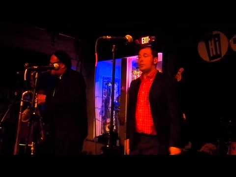 "440 The Slackers ""Christine Keeler"" Live at the Hi Tone"