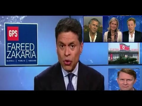 Fareed Zakaria GPS ,France Votes,  Steve Ballmer Data Driven Politics,Investigating Russia