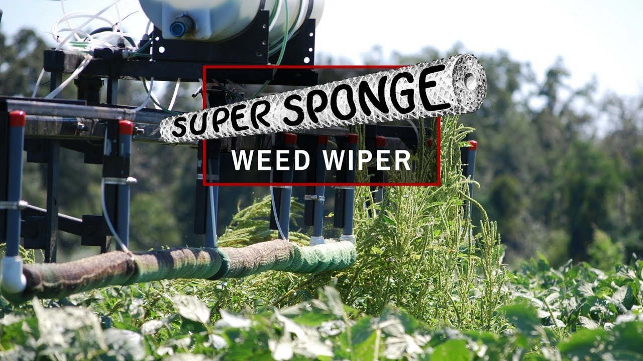 Weed Wiper Promo Video