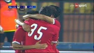 هدف الأهلي الثاني في وادي دجلة مقابل 1 صالح جمعة بطولة كأس مصر 12 يوليو 2017 - AHLY07.com
