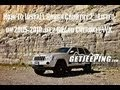How To: Install Rough Country 2'' Lifted on 2005-2010 jeep Grand Cherokee WK - GetJeeping