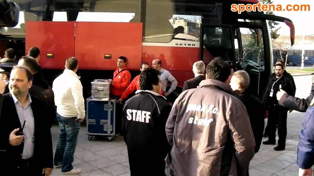 Paok Olympiakos: Olympiakos 13/3, H Afixi Toy OSFP