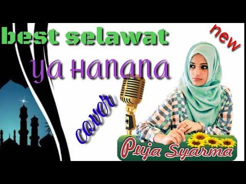 Qasidah Selawat Ya Hanana Cover Puja Syarma