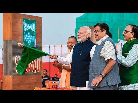 Modi in Varanasi: PM inaugurates India's first multi-modal terminal on river Ganga