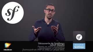 Découverte de Symfony2 : trailer | video2brain.com