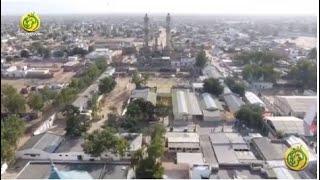 Zoom sur la ville Sainte de Touba fondée en 1888 par Cheikh Ahmadou Bamba