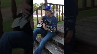 Even Though I'm Leavin'- Luke Combs cover Video