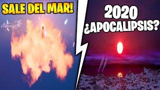 *AHORA* EVENTO de AÑO NUEVO 2020 en una partida de FORTNITE!! 💥🌌😱