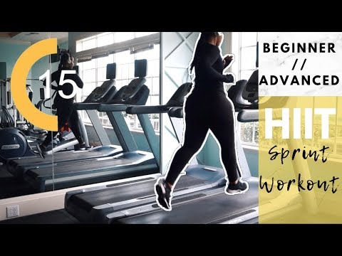 Beginner HIIT Workouts 3 Running Interval Training Workouts Routines
