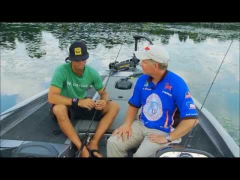 Fishing Knots: Braided Line to Fluorocarbon Leader with Mike Iaconelli and Pete Gluszek