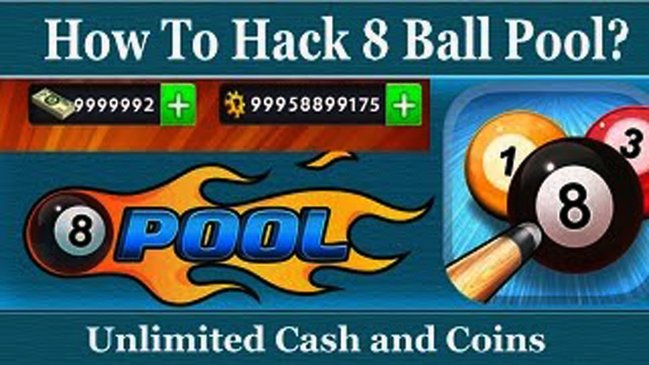 8 Ball Pool Hack 8 Ball Pool Hack 2017 Unlimited Cash Coins Android & iOS -
