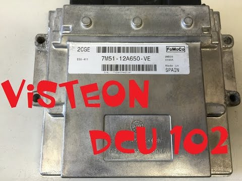 visteon-dcu-102-psa-fiat-ford-opening-and-reading-using-ktag