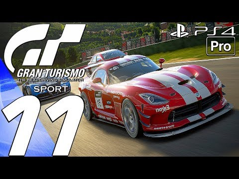 Gran Turismo Sport - Gameplay Walkthrough Part 11 - Mission Challenge Stage 2 (PS4 PRO)