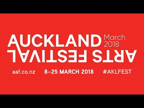 Auckland Arts Festival 8-25 March 2018