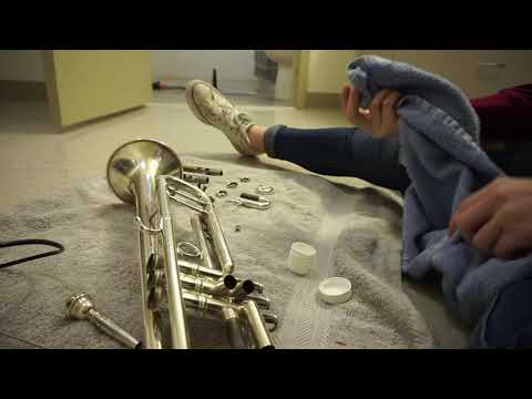 How to Clean the Trumpet
