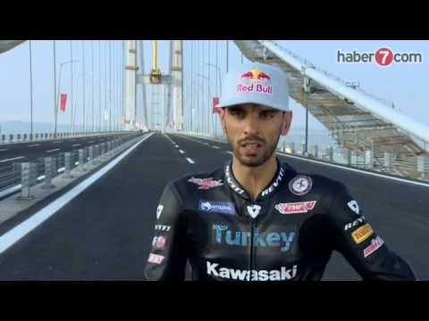 Kenan Sofuoğlu - KAWASAKİ H2R TOP SPEED RECORD 0-400km/h 26.sec