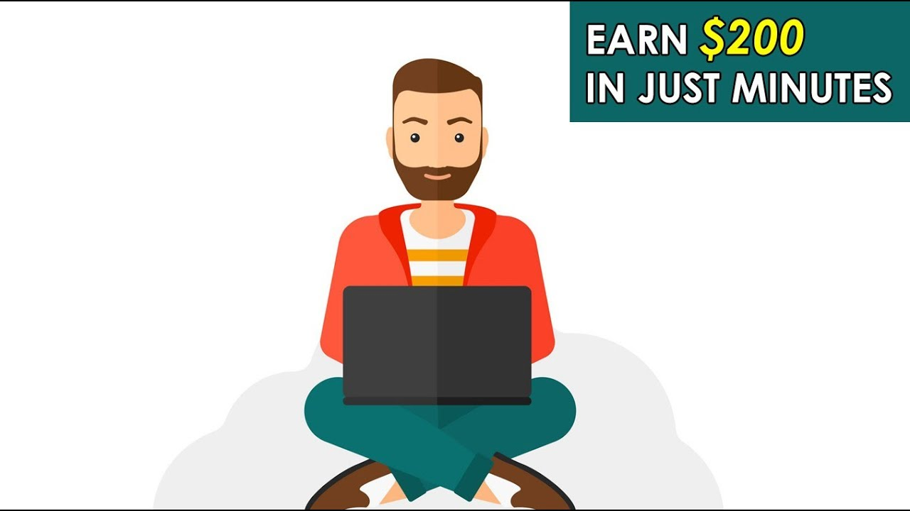 Earn $200 In Just Mins With Simple Google Trick (Make Money Online)