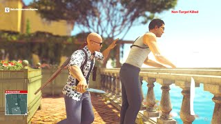 hitman funny brutal kill compilation vol 2 sapienza italy episode 2