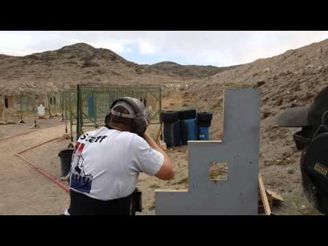 Rob Harvey 2016 USPSA Multigun Nationals Stage 12