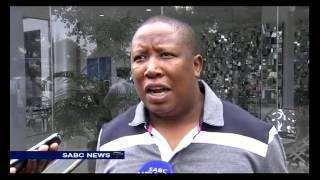 Malema stands by Gupta media ban