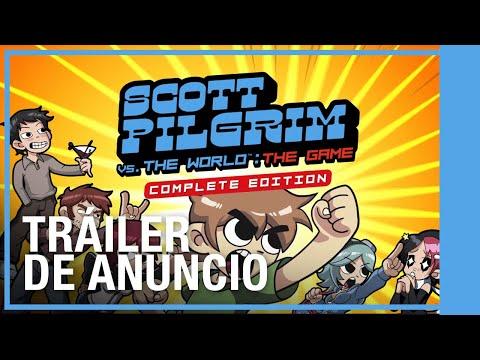 Scott Pilgrim Contra el Mundo - Tráiler Edición Completa del Juego | Ubisoft Forward 2020