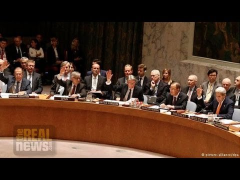 Initial Syrian Peace Talks Won't Include Syrians