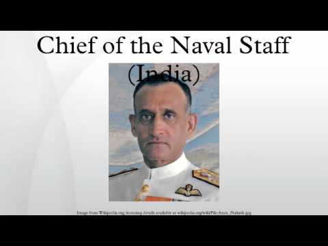 Chief of the Naval Staff (India)