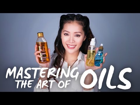 Mastering the Art of Beauty Oils